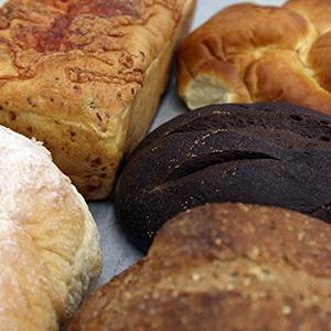 fresh bakery items